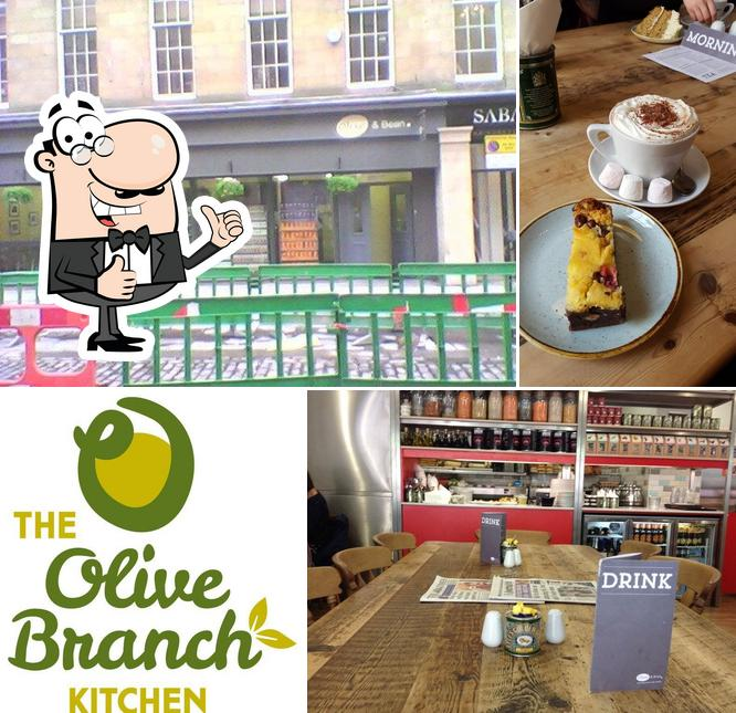 Look at the image of Olive & Bean