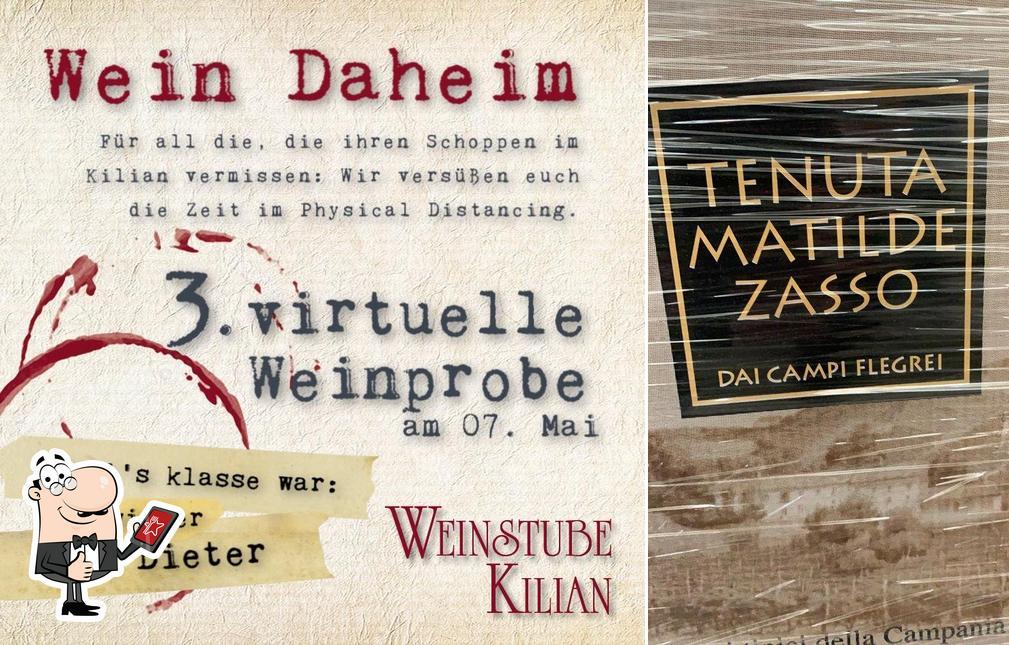 Here's a pic of Weinstube Kilian