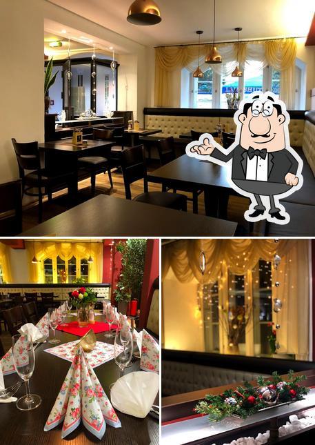 Découvrez l'intérieur de Griechisches Restaurant Poseidon