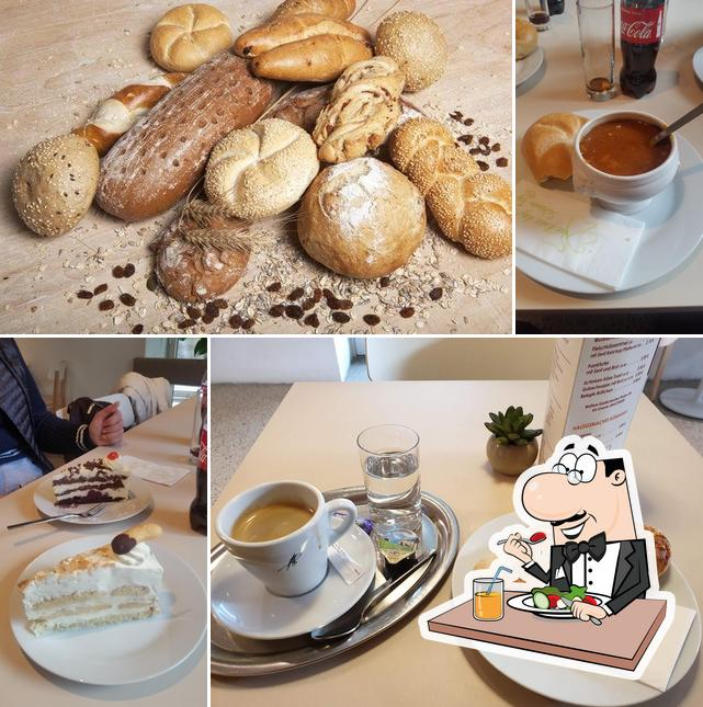 Nourriture à Bäckerei Köhle
