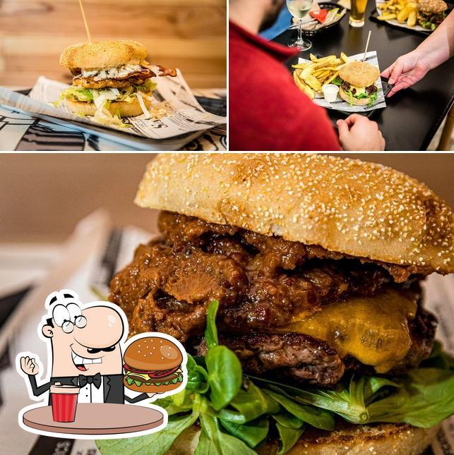 Las hamburguesas de Bigotu2 las disfrutan una gran variedad de paladares