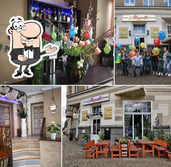 "Это фотография ресторана ""Allegretto"""