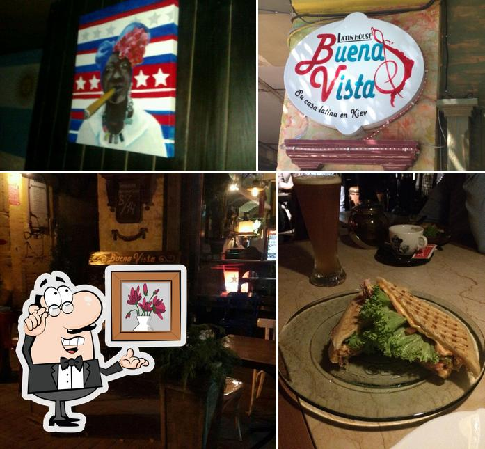 Buena Vista is distinguished by interior and food
