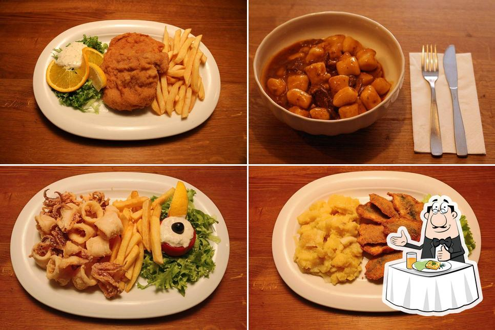 Meals at Fast food Veni