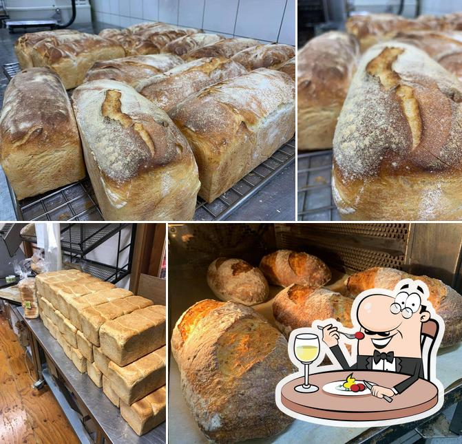 """Еда в """"Clare Rise Bakery"""""""