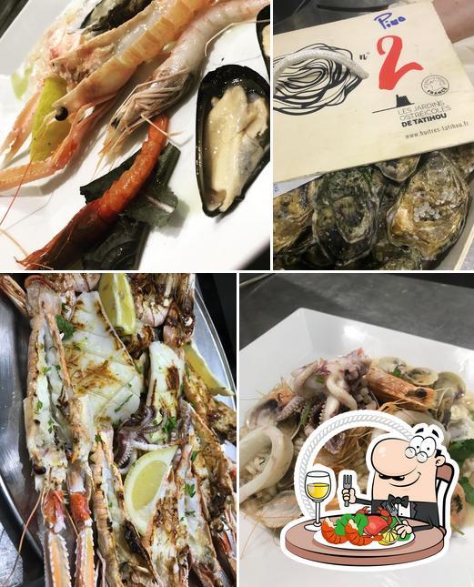Ordina tra i vari prodotti di cucina di mare proposti a Oasi Marina