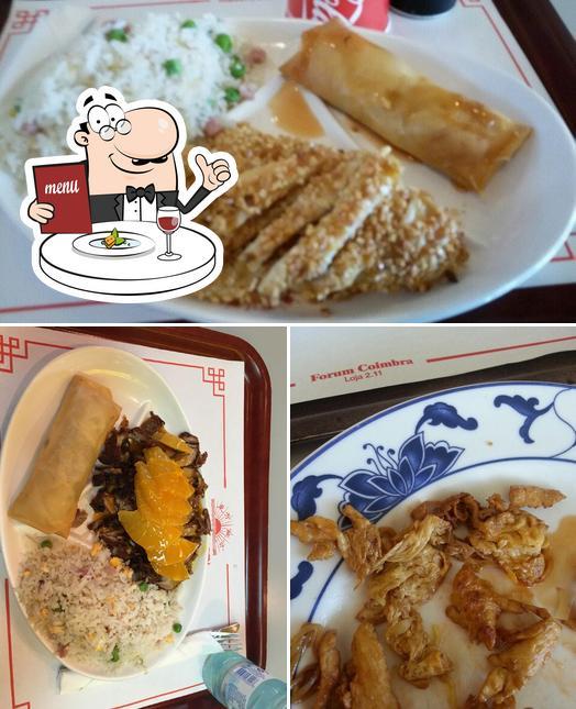 Comida em Tun Fon
