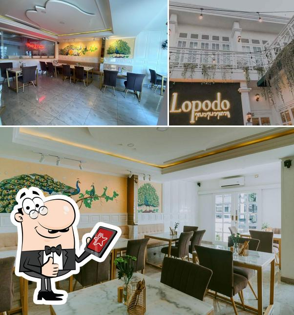 Here's a photo of Lopodo Cafe & Catering