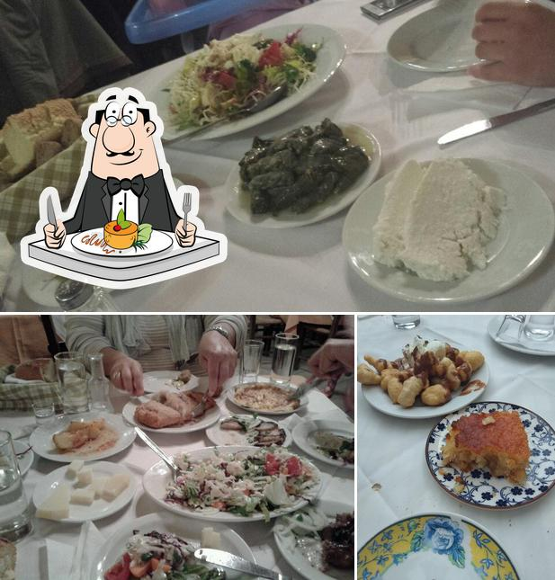 Comida en Likastos