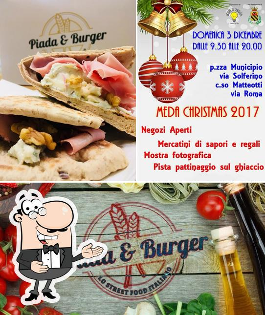 Look at the picture of Piada & Burger