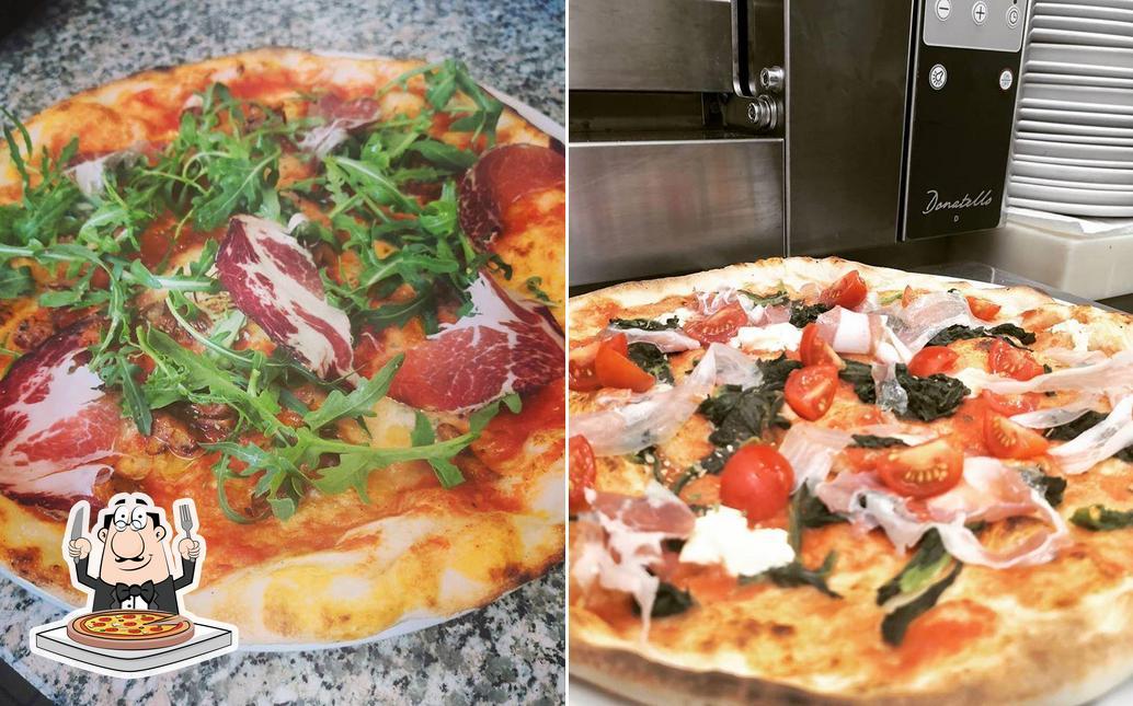 Kostet eine Pizza bei Casa da Peppe