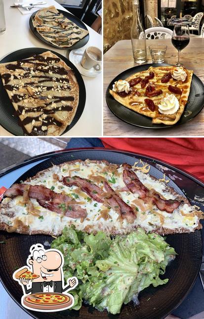 Prenez des pizzas à Divin'Art