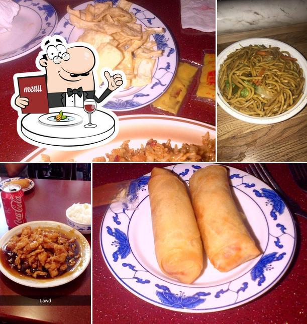 Meals at Cathay Gourmet