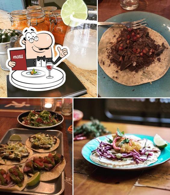 Meals at Mr. Haz Tacobar