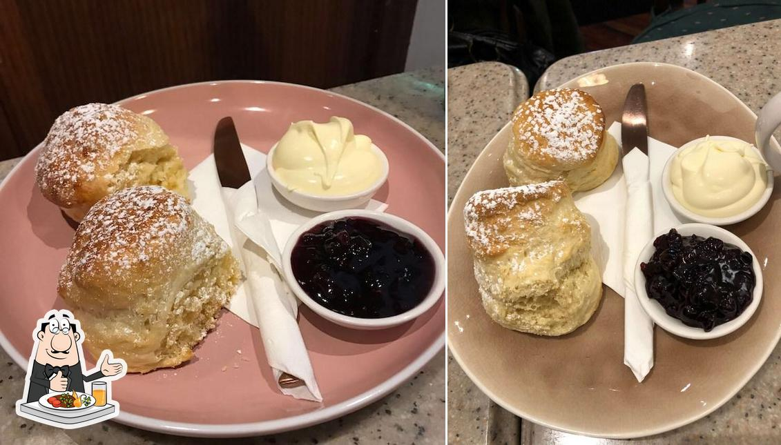 Meals at Sweet Decadence