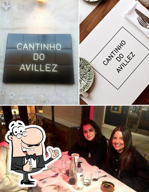 Look at the photo of Cantinho do Avillez