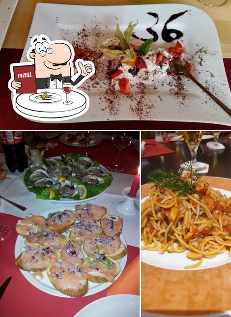 Essen im Costa Smeralda