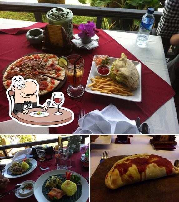 Food at Lotus Seaview