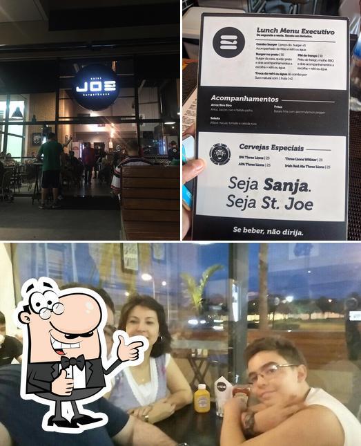 See the pic of Saint Joe Burgerhouse