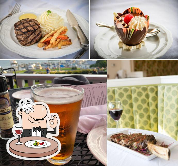 The photo of 1852 Grill Room's food and drink