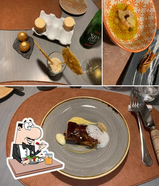 Comida en Mon Restaurant i Fonda