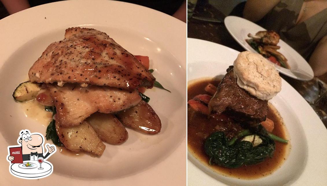 Meals at Bin 23 Restaurant