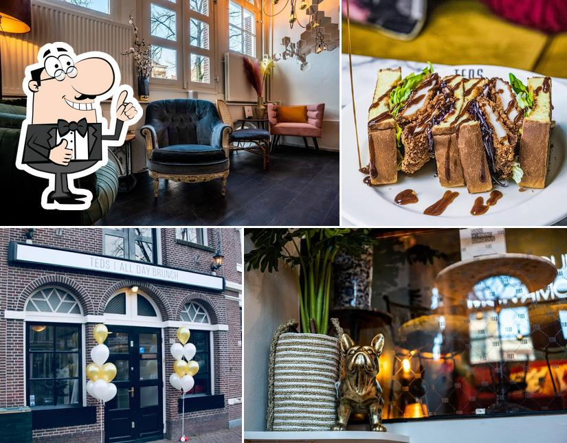 Here's a photo of Teds Leiden – All Day Brunch