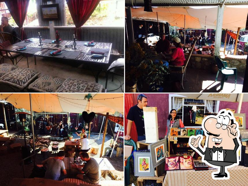 Check out how Bohemian Groove Cafe looks inside