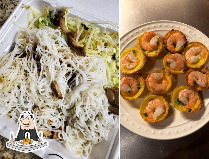 Meals at Ying Cafe & Pho