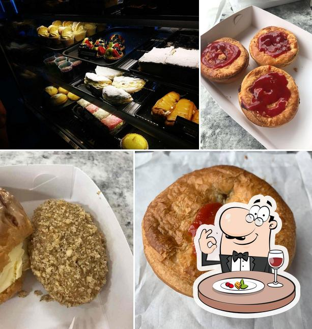 Meals at Pastry King