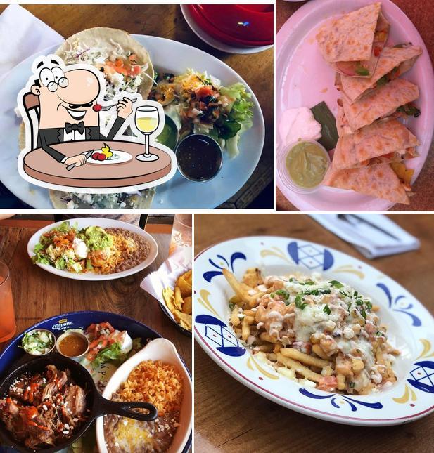Meals at Baja Cantina