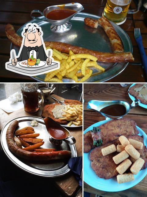 Essen im XXL Restaurant Waldgeist Hofheim am Taunus