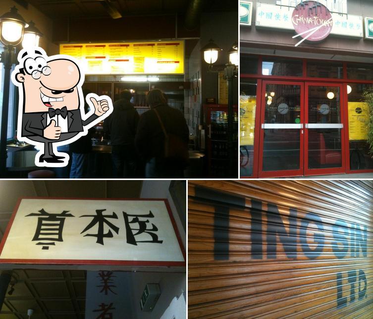 Mire esta imagen de Chinatown