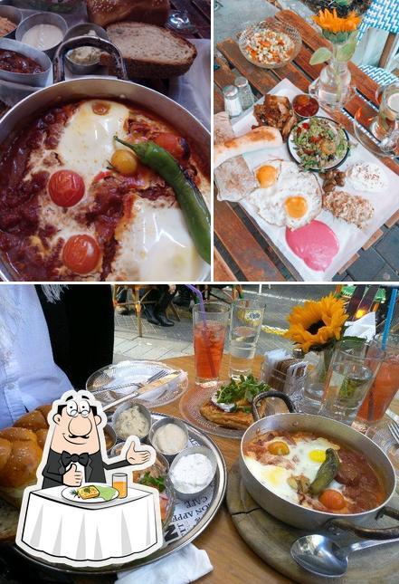Meals at Faruk BaShuk