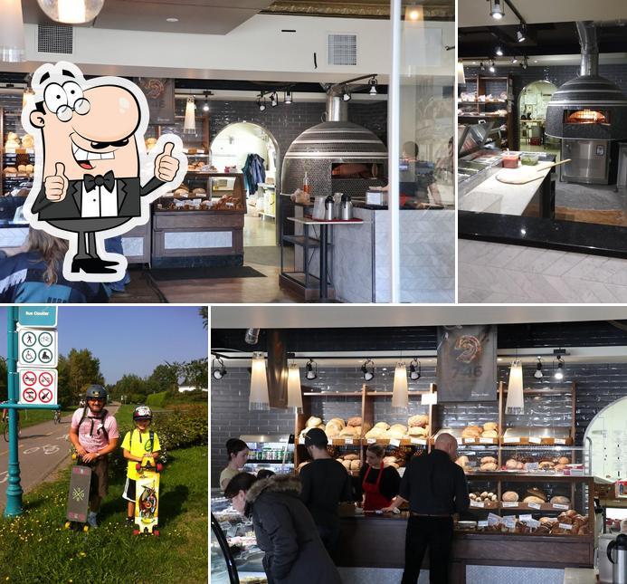 Voici une image de Boîte à Pain - Café Napoli
