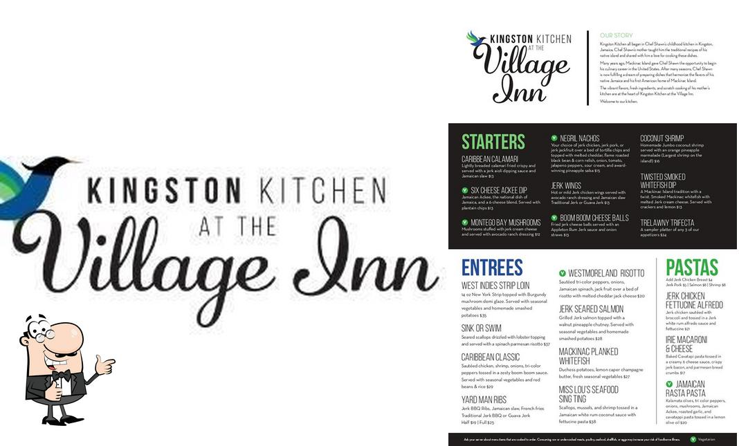 Here's a picture of Kingston Kitchen at the Village Inn