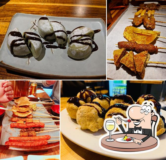 Food at Chuan Kee