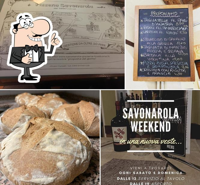 Vedi questa immagine di Pizzeria Savonarola