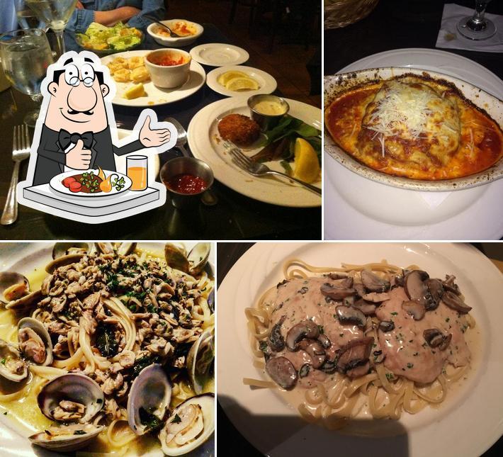 Meals at La Gondola