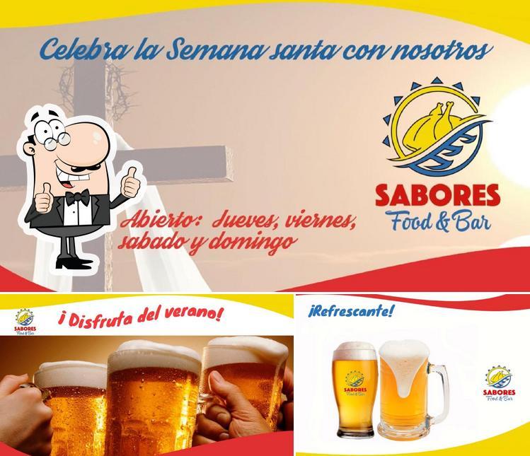 Aquí tienes una foto de Sabores Food And Bar