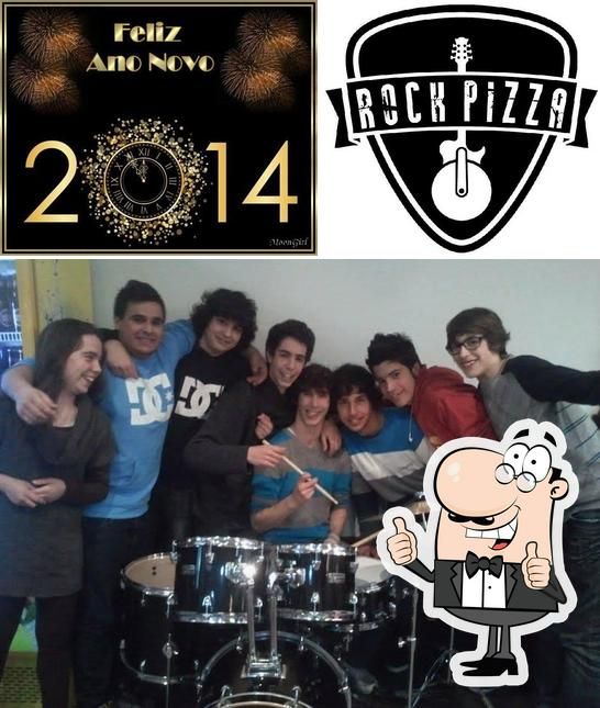 See the pic of Rock Pizza