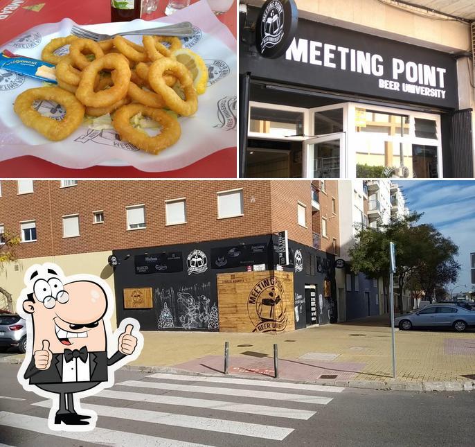 Aquí tienes una foto de Meeting Point Beer University