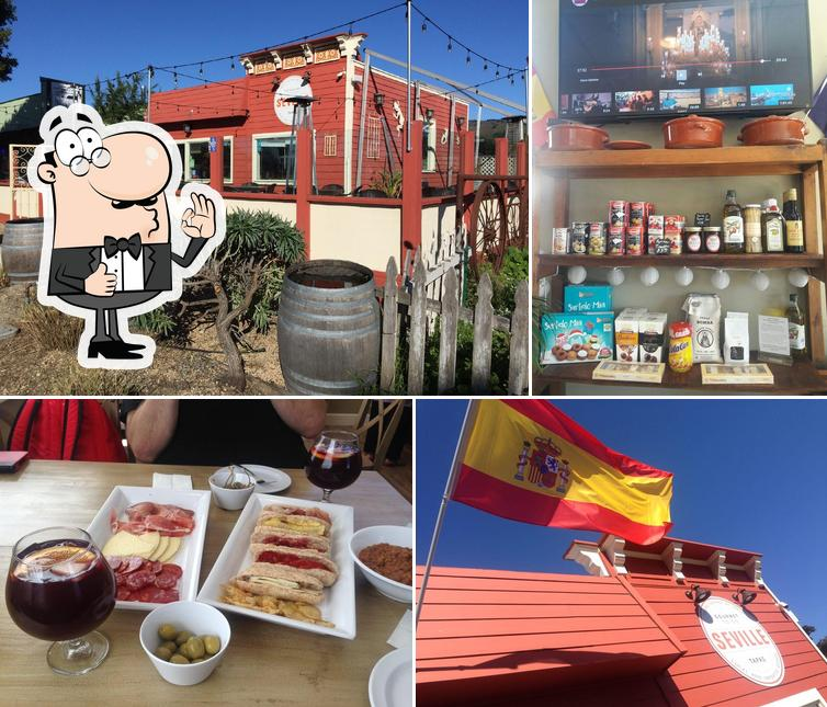 See the photo of Seville Tapas