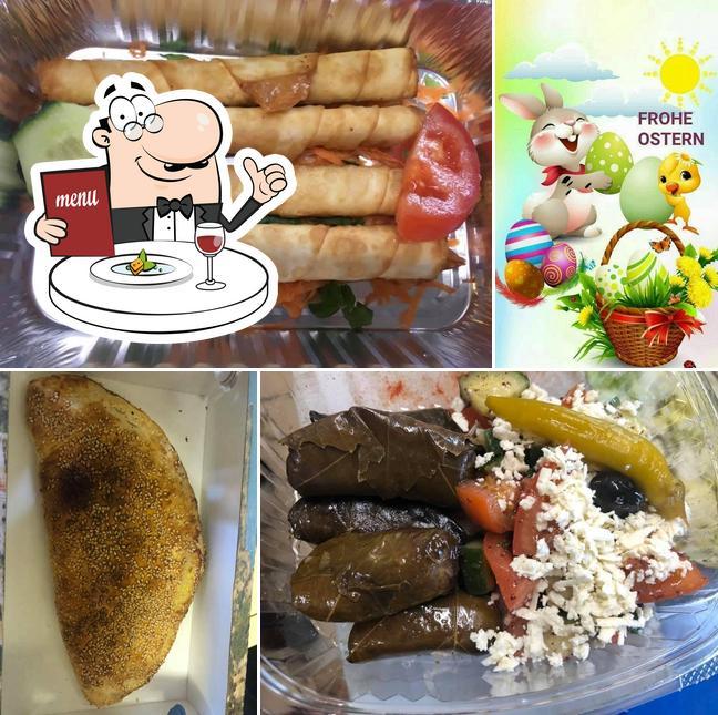 Essen im SILa