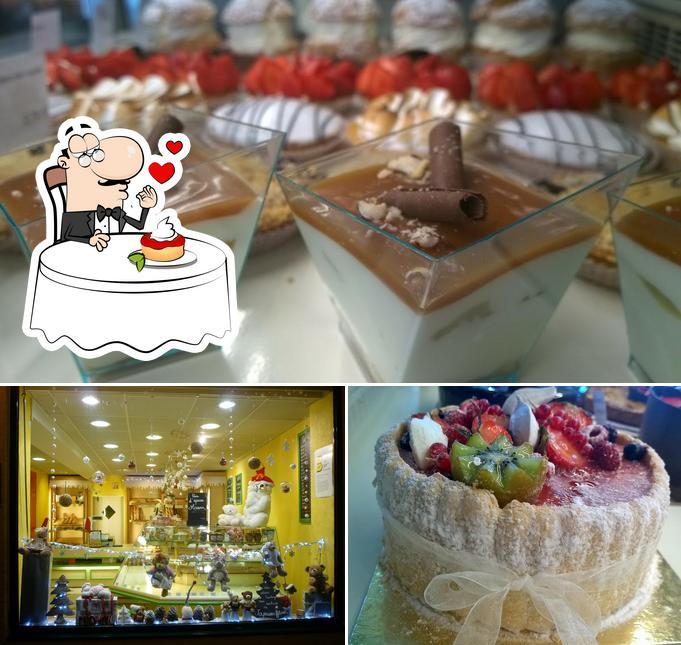 Boulangerie L'ami d'pain sert un nombre de desserts