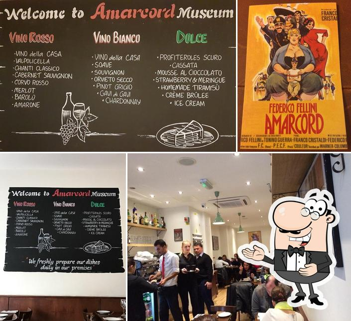 Look at this picture of Amarcord Museum