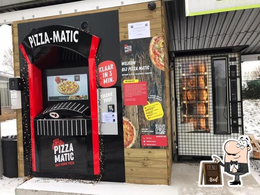 See the pic of Pizza-Matic Geluwe