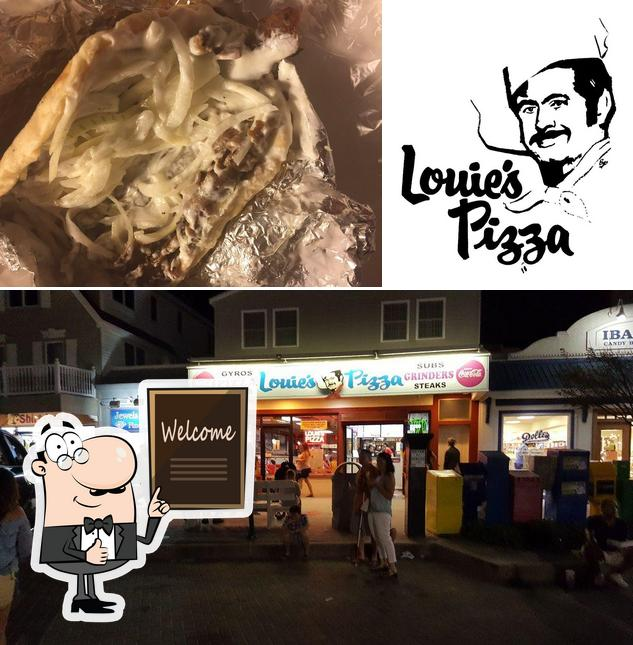 See the photo of Louie's Pizza