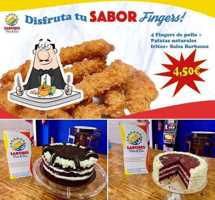 Platos en Sabores Food And Bar