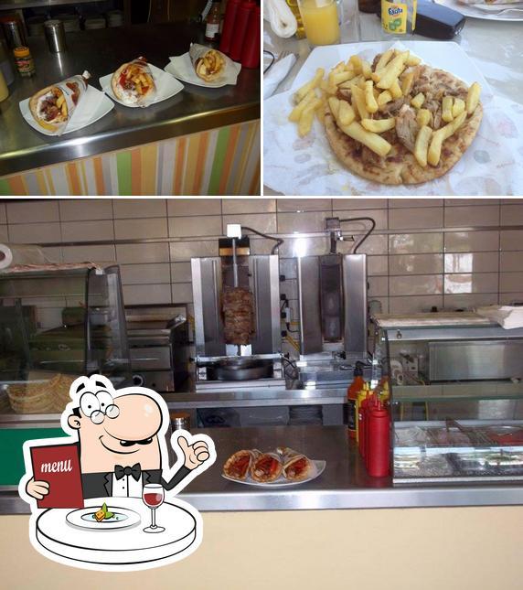 Meals at Tasty Corner